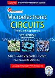 Microelectronic Circuits Microelectronic Circuits Theory And Applications International Version Adel S Sedra
