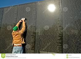 Small Picture Vietnam Memorial Wall Rubbing Stock Photo Image 455900