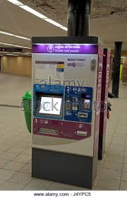 Ticket Vending Machine Budapest Fascinating Metro Ticket Machine Stock Photos Metro Ticket Machine Stock