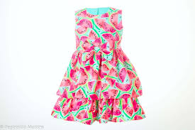 Handmade Skirt Size Chart Watermelon
