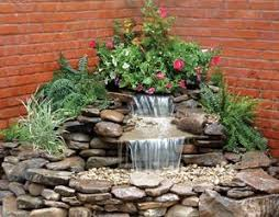 Small Picture Best 25 Outdoor waterfalls ideas on Pinterest Backyard water