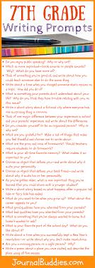 8th Grade Essay Prompts 7th Grade Writing Prompts 32 New Ideas Journalbuddies Com