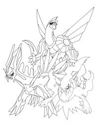 Small Picture Pokemon Coloring Pages Darkrai Coloring Page