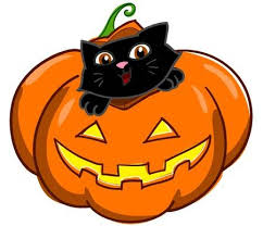 cute halloween black cat. Interesting Cat Halloween Pumpkin With Cute Cartoon Black Cat Digital Illustration Stock  Photo Picture And Royalty Free Image Image 13482892 For E