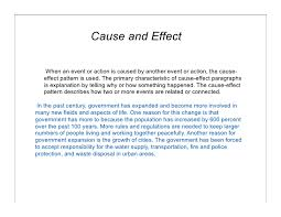 Ideas For Cause And Effect Essay Major Magdalene Project Org