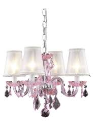 elegant lighting 7804d15pk ro rc sh crystal rococo mini chandelier rosaline pink