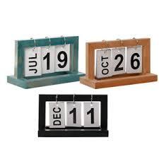 Number Flip Chart Details About Wooden Flip Chart Card Number Perpetual Desk Calendar For Home Office Decor