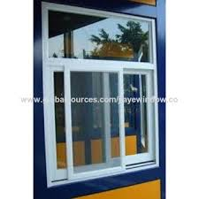 office sliding window. china pvc sliding window for steel structure office house i
