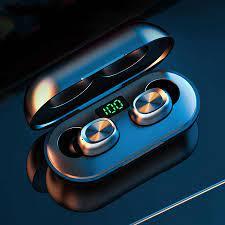 Cảm Ứng Bluetooth Không Dây TWS Bluetooth Mini Âm Thanh Tai Nghe Nhét Tai  Tai Nghe Dành Cho iPhone Android Điện Thoại Bluetooth Earphones &  Headphones