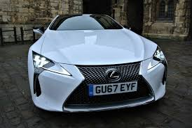 according to iain robertson lexus has failed to tantalise and ene with its potential customers so thoroughly as the latest lc500 can and the