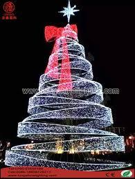Red And White Led Christmas Tree Lights Longshine Lighting Led Decorative Light Festival Light Chris