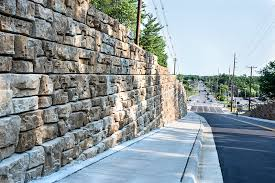 redi rock is the leading big block retaining wall system in america today each precast concrete retaining wall block has a natural rock appearance and is