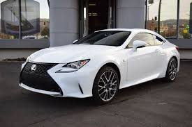 lexus 2015 rc white. Brilliant Lexus SOLD With Lexus 2015 Rc White I