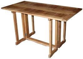 Hatteras Folding Dining Table