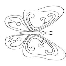 Kleurplaten Om In Te Kleuren Nieuw Kleurplaat Vlinders En Bloemen