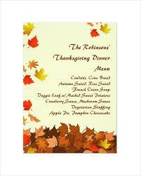 downloadable thanksgiving pictures thanksgiving menu template 28 free psd eps format download