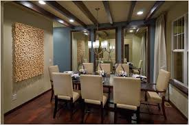 Simple Dining Room Paint Ideas With Accent Wall Diningroomcontemporarydenveraccentwallbaseboardsblue To Inspiration Decorating