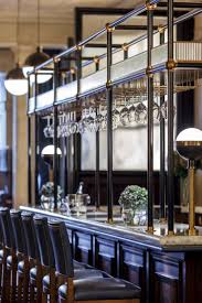 restaurant bar lighting. the printing press bar and restaurant edinburgh scotland lighting