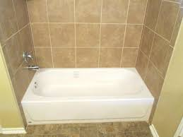 interior tile tub surround vs fiberglass installation over bathtub surrounds diy bathroom pictures tile tub surrounds
