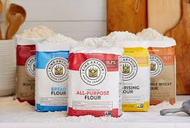 King Arthur Flour rebrands to King Arthur Baking Company
