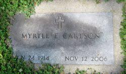 Myrtle Evangeline Swenson Carlson (1914-2006) - Find A Grave Memorial