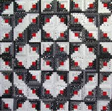 831 best Quilts - Log Cabin variations images on Pinterest ... & alaska, log cabin, log cabin view. Log Cabin Quilt PatternLog ... Adamdwight.com