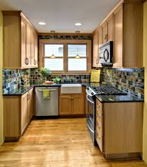 Square Kitchen Small Square Kitchen Design Ideas