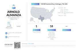 Arnold Almanza, (956) 423-1944, 518 W Cleveland Ave, Harlingen, TX ...