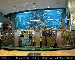 The Chart House Las Vegas Chart House Aquarium Restaurant In Las Vegas Fuzzy Navels