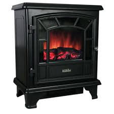 electric fireplace stove. the electric fireplace heater is an attractive, safe, energy efficient product at affordable price. black textured finish and classic stove look c