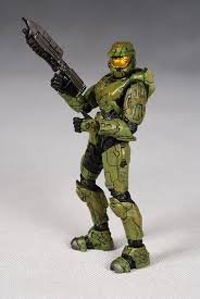 Halo 3 master chief toys