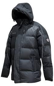 <b>Куртка пуховая мужская</b> Forward, цвет чёрный, цена по ...