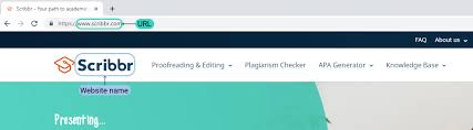 Mla Website Citation How To Cite A Website In Mla In Text And Works Cited Examples
