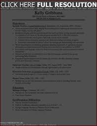 Teaching Resume Samples Resume Template