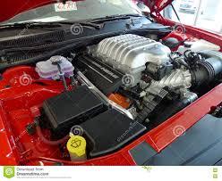 dodge challenger hellcat engine. editorial stock photo download dodge challenger hellcat engine n
