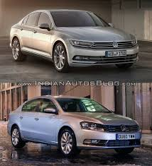 Old vs New - 2015 VW Passat vs 2011 VW Passat