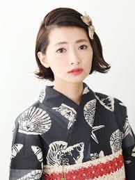 黒髪 夏 ストレート 大人女子 大西 沙紀 18510hair