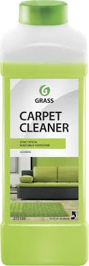 <b>Очиститель ковровых покрытий Grass</b> Carpet Cleaner 1 л купить в ...
