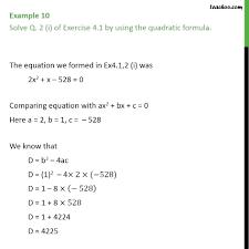 b2 4ac math math formula b2 4ac