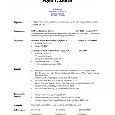 Great Objectives For Resume Awfulective Job Resume Examples Of Resumes Example For Within 86