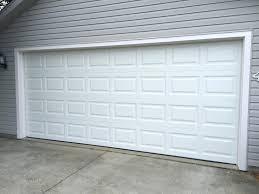 16 garage door rough opening doors x fantastic images concept