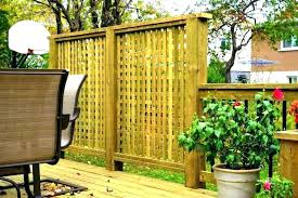 patio privacy screen apartment ideas backyard screens outdoor panels