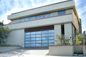 Clear Glass Garage Door Inspiration Decorating Image Mag Garage Door