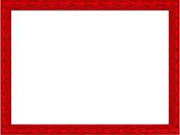 Red Photo Frames Red Frames And Borders Google Search Frames Frame Scrapbook