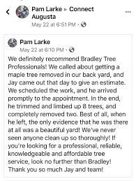 Bradley Tree Professionals llc - Home | Facebook