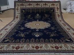 10 x 16 hand knotted brand new wool and silk sino persian tabriz oriental area rug 12980769 goodluck rugs