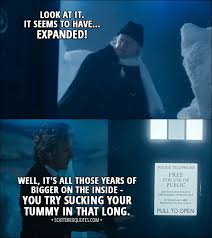Doctor Who Quotes Fascinating You Try Sucking Your Tummy In That Long Scattered Quotes