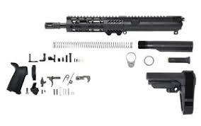 AR Pistol Kit | Polymer 80% Pistols | Frames & Parts Kits