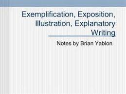 illustration and exemplification essay examples  illustration and exemplification essay examples