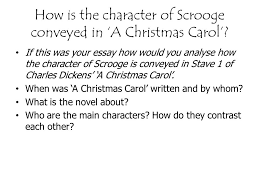 a christmas carol charles dickens ppt  21 how